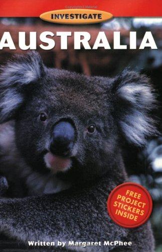 9781552851548: Australia (Investigate Series)