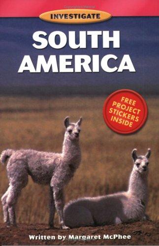9781552851562: South America (Investigate)