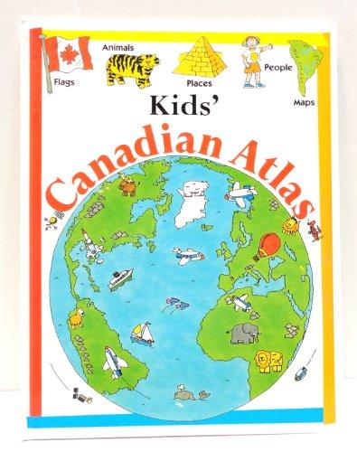 9781552851593: Kids' Canadian Atlas