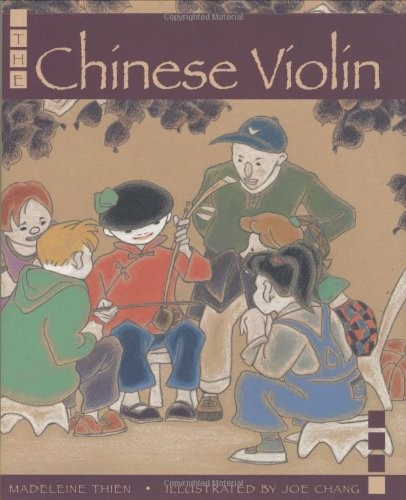 9781552852057: The Chinese Violin
