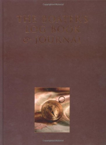 9781552854037: Boater's Log Book and Journal