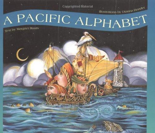 9781552855218: A Pacific Alphabet