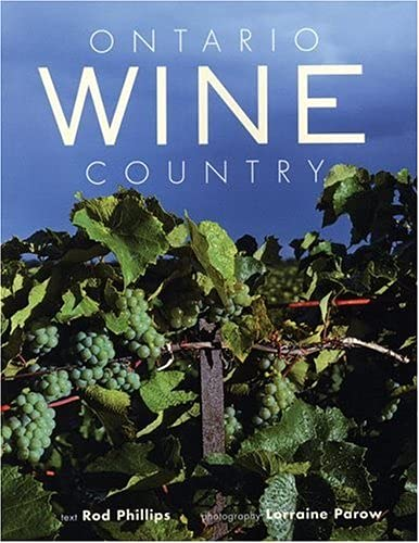 9781552856499: Ontario Wine Country