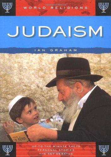 9781552856567: Judaism (World Religions)