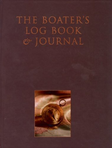 9781552857007: The Boater's Log Book and Journal