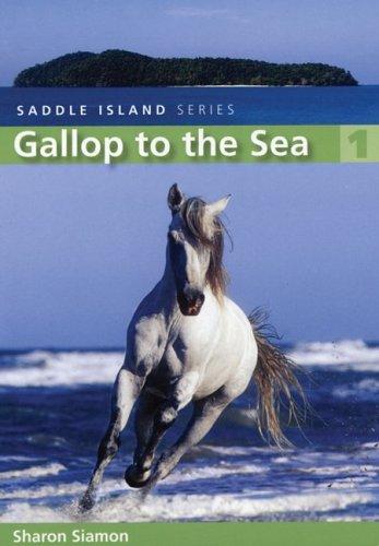 9781552857137: Gallop to the Sea (Saddle Island Series #1)