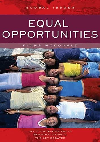 9781552857441: Equal Opportunities (Global Issues Series)