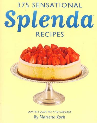 375 Sensational Splenda Recipes