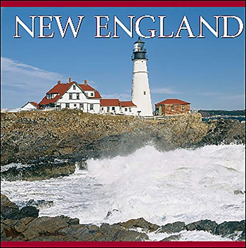 9781552857908: New England (North America (Whitecap))