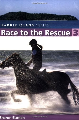 9781552858554: Race to the Rescue (Saddle Island)