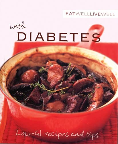 EATWELL LIVEWELL WITH DIABETES: Kingham, Karen
