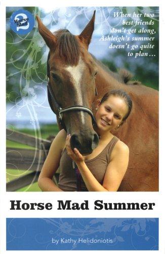 Horse Mad Summer (Horse Mad #2): Helidoniotis, Kathy