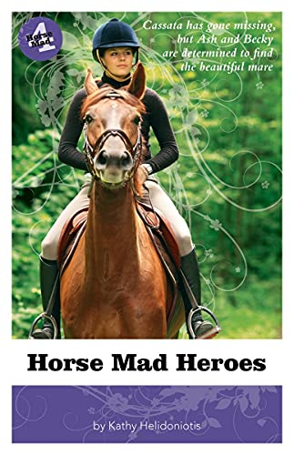 9781552859605: Horse Mad Heroes