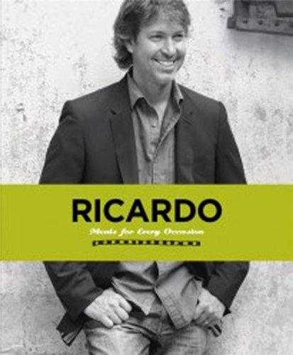 9781552859643: Ricardo: Meals for Every Occasion