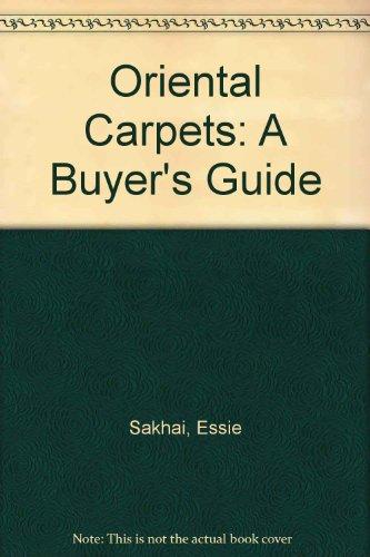 9781552911464: Oriental Carpets