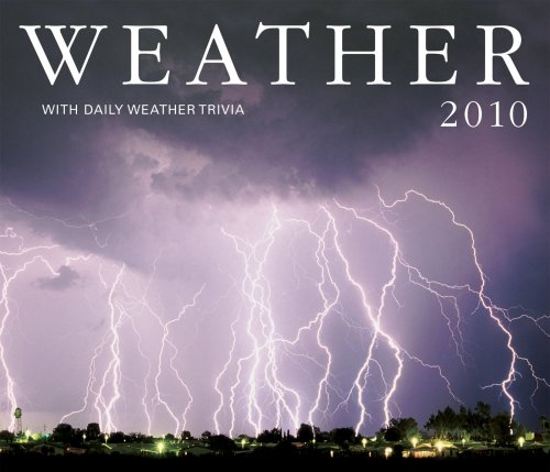 Weather 2010: With daily weather trivia: Firefly Books