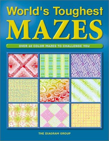 9781552975688: World's Toughest Mazes