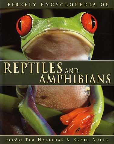 9781552976135: Firefly Encyclopedia of Reptiles and Amphibians