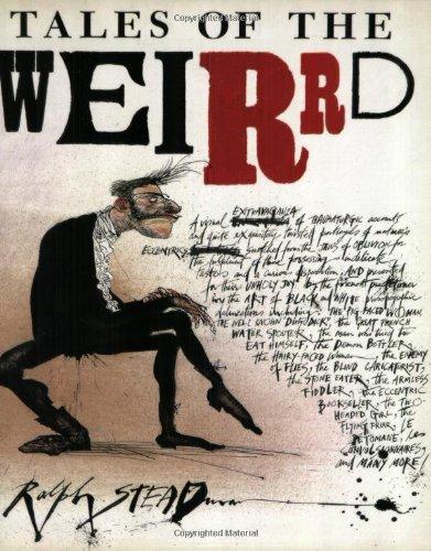 Tales of the Weirrd: Steadman, Ralph