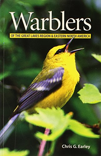 9781552977095: Warblers of the Great Lakes Region and Eastern North America