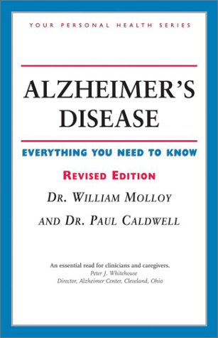 9781552977378: Alzheimer's Disease: Everything You Need to Know (Your Personal Health)