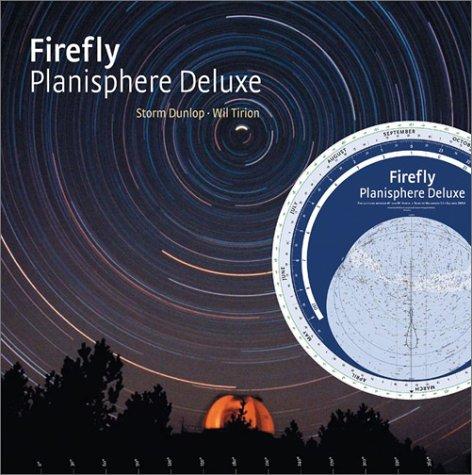 9781552977866: Firefly Planisphere Deluxe: For Latitudes between 40 deg and 60 deg North -- Stars to Magnitude 5.5 -- Equinox 2000.0