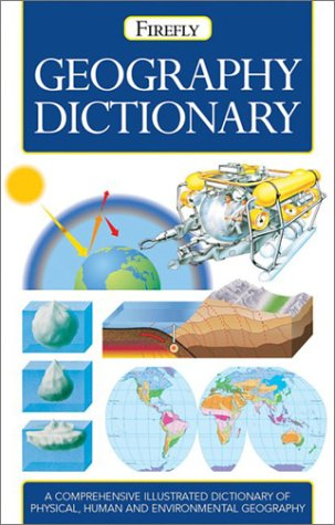 Geography Dictionary (Firefly Pocket series): Firefly Books
