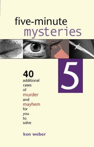 9781552978689: Five-Minute Mysteries 5