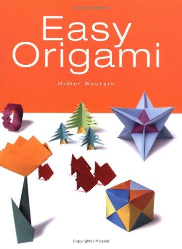 Easy Origami: Didier Boursin