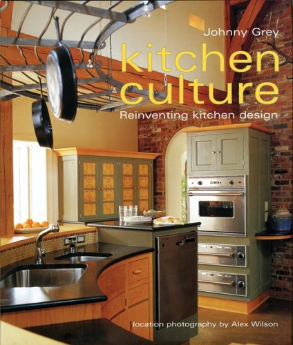 Kitchen Culture: Re-inventing Kitchen Design By Grey