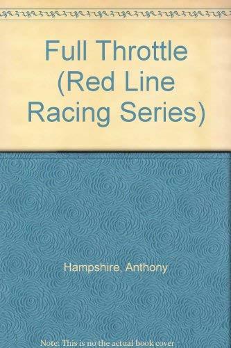 Full Throttle: Anthony Hampshire