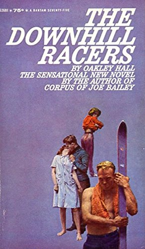 9781553053439: The Downhill Racers