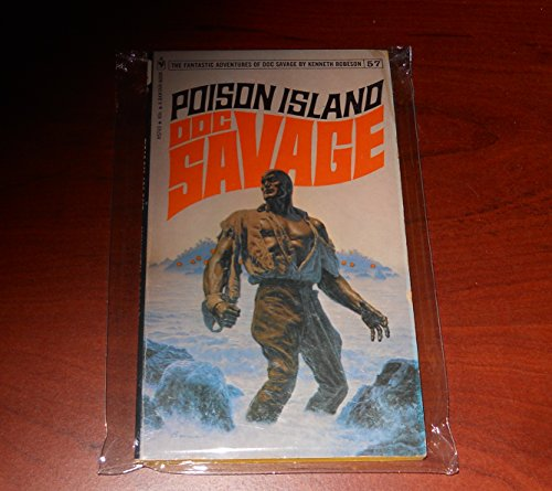 9781553057437: Poison Island (Doc Savage #57)
