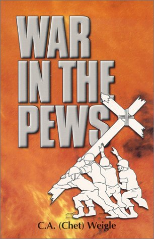 9781553060673: War in the Pews