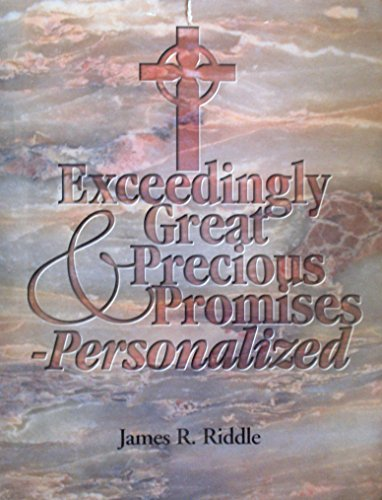 9781553060765: Exceedingly Great and Precious Promises - Personalized!