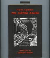 9781553100843: Motion Demon
