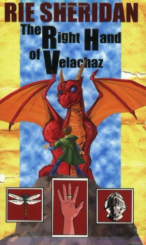 The Right Hand of Velachaz: Sheridan, Rie