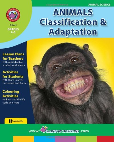 9781553190097: Animals: Classification And Adaptation