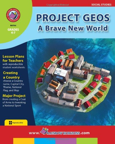 9781553190158: Project Geos