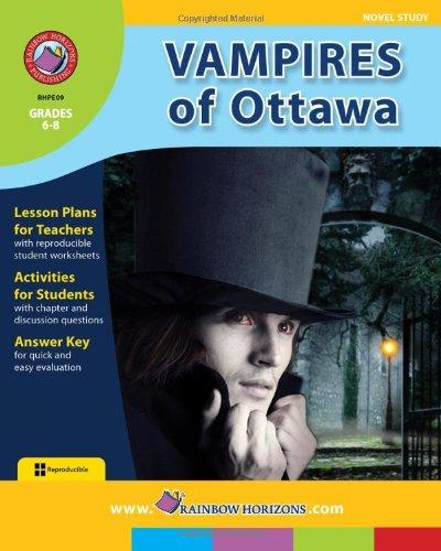 9781553190486: Vampires of Ottawa