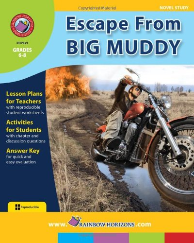 9781553190585: Escape From Big Muddy Gr. 6-8