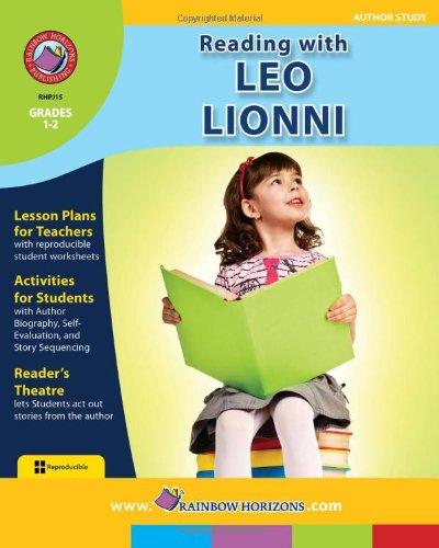 9781553191100: Reading with Leo Lionni