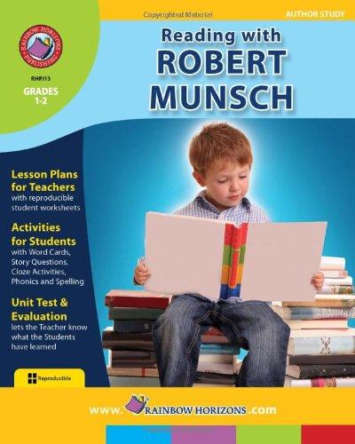 9781553191131: Robert Munsch: An Author Study