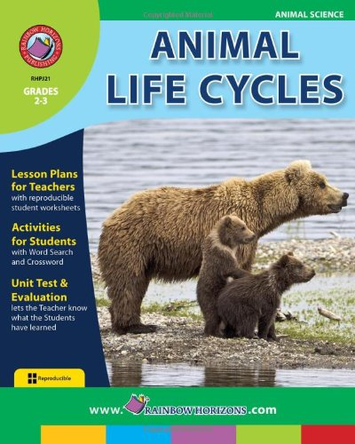 Animal Life Cycles: Natalie Regier