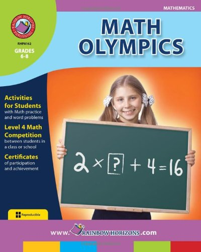 9781553191643: Math Olympics Part III: Let's Compete