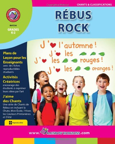 9781553192589: Rebus Rock (French Edition)