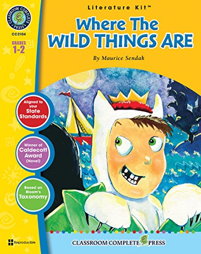 Where the Wild Things Are LITERATURE KIT: Marie-Helen Goyetche