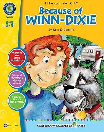 9781553193258: Because of Winn Dixie (Literature Kit)