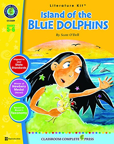 Island of the Blue Dolphins LITERATURE KIT: Marie-Helen Goyetche