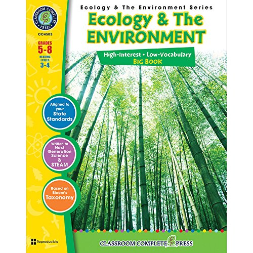 9781553193692: Ecology & The Environment Bundle Gr. 5-8 (Ecology & the Environment) - Classroom Complete Press